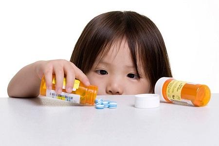 kháng sinh trẻ em