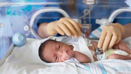 Viêm ruột hoại tử - mối nguy hiểm đe dọa trẻ sinh non 1