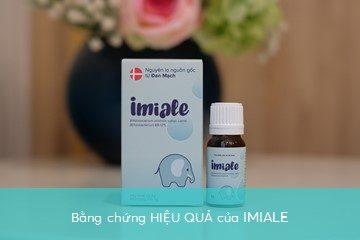 bang-chung-hieu-qua-cua-imiale Bằng chứng hiệu quả của Imiale