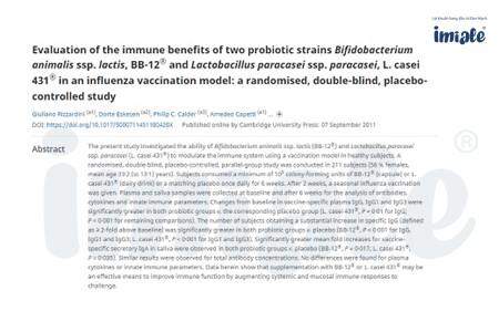 Imiale tăng cường 65% kháng thể IgG