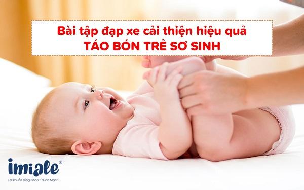 4.1. Vận động giúp tăng nhu động ruột giảm táo bón trẻ sơ sinh 1