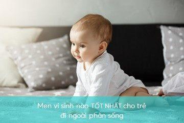 men-vi-sinh-cho-tre-di-ngoai-phan-song men vi sinh cho trẻ đi ngoài phân sống