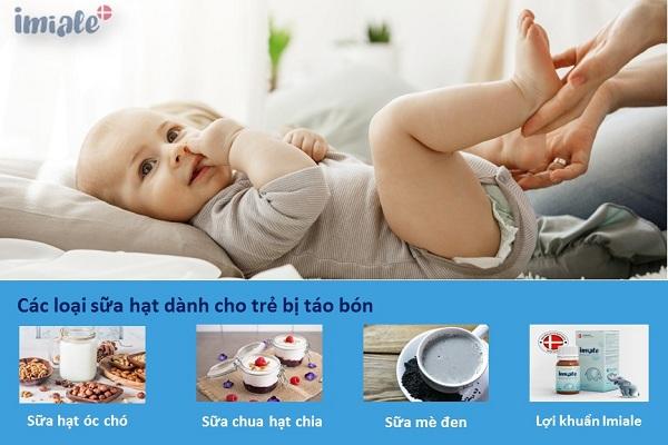 II. Mẹ sử dụng sữa hạt cho trẻ thay vì sữa công thức 1