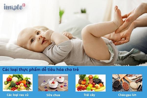 II. Cung cấp thức ăn dễ tiêu hóa cho trẻ nhỏ 1