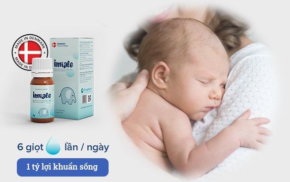 3. Sản phẩm Imiale an toàn, phù hợp với trẻ nhỏ 1