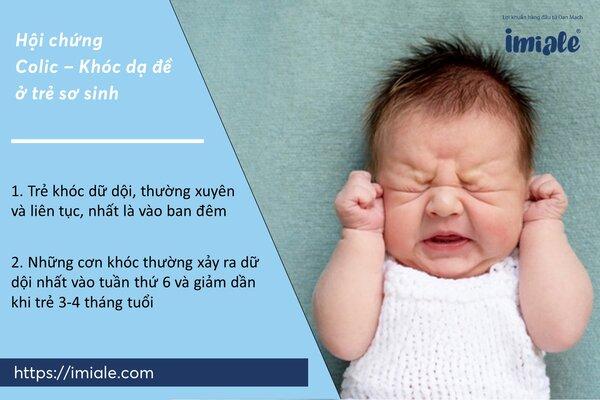 I - Em bé khóc - Tổng quan về khóc dạ đề ở trẻ sơ sinh 1