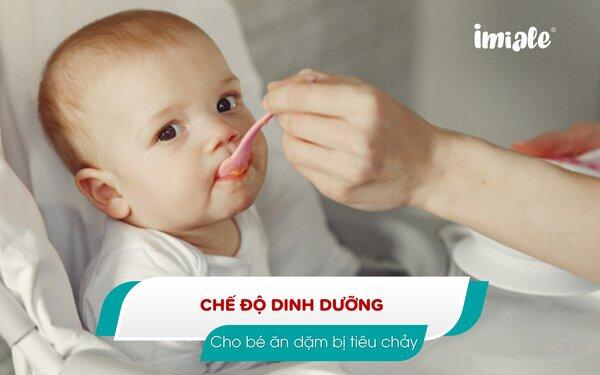 II - Chế độ dinh dưỡng phù hợp cho trẻ ăn dặm tiêu chảy 1