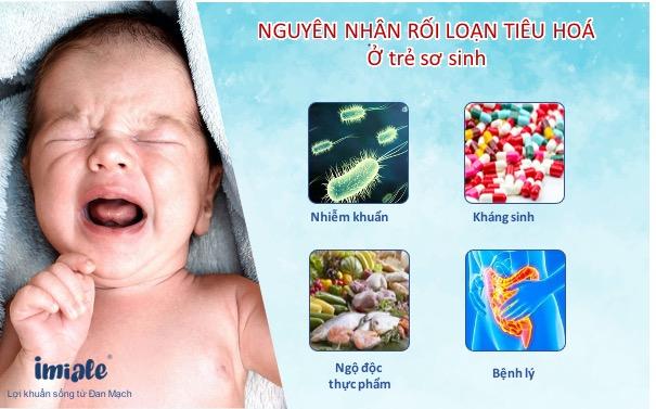2. Nguyên nhân rối loạn tiêu hoá 1