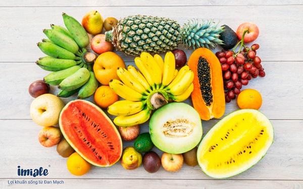 rau quả