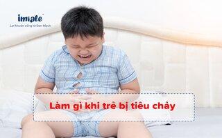 Khi trẻ bị tiêu chảy nên làm gì? Cẩm nang cho mẹ