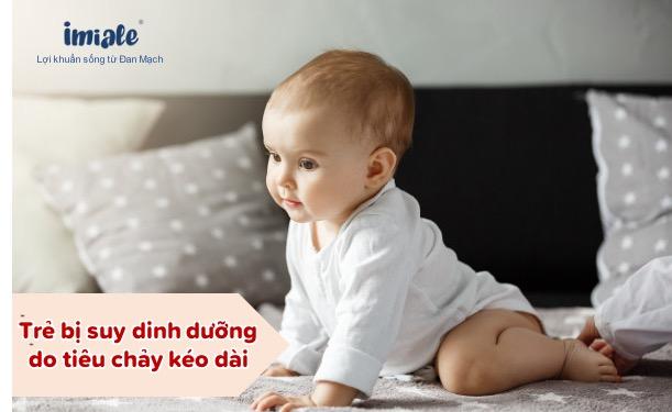 Trẻ bị suy dinh dưỡng 1