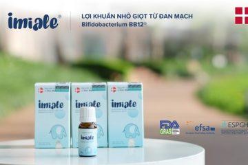 Chính sách bảo mật của lợi khuẩn sống Imiale