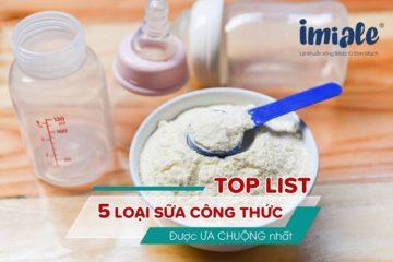 5 loai sua cong thuc