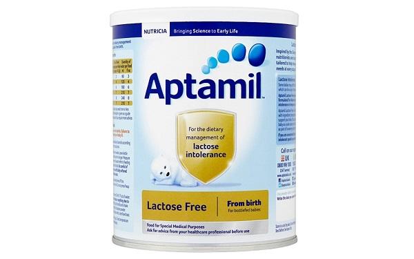 4. Aptamil Lactose Free 1