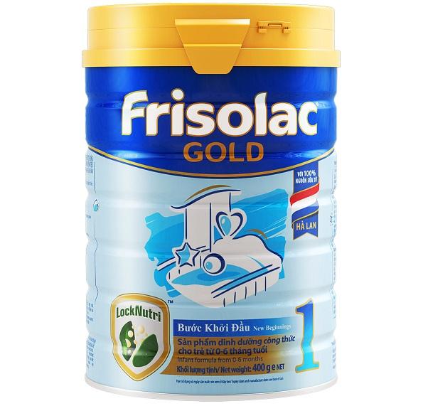 3. Sữa Friso (Hà Lan) 1