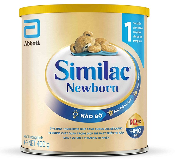5. Sữa Similac (Mỹ) 1