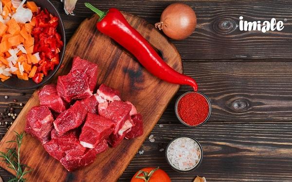 thịt đỏ bổ sung vitamin D3