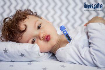 giải pháp cho trẻ hay ốm vặt