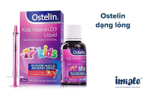 2.1 Ostelin dạng lỏng 1