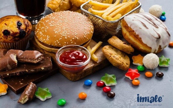 3.1. Chế độ ăn thiếu khoa học khiến trẻ biếng ăn: 1
