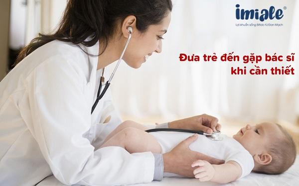 6. Khi nào trẻ cần đi kiểm tra tại các cơ sở y tế 1