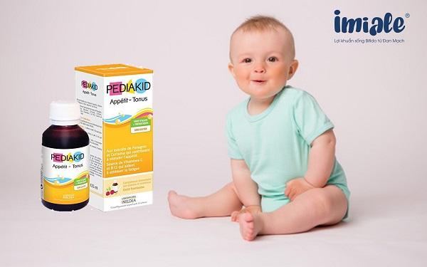 vitamin tổng hợp cho bé - pediakid