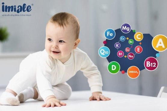 Vai trò quan trọng của vitamin và khoáng chất đối với sức khỏe của trẻ