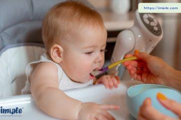 Thực đơn ăn dặm cho bé 6 tháng tuổi hấp dẫn, dễ hấp thu