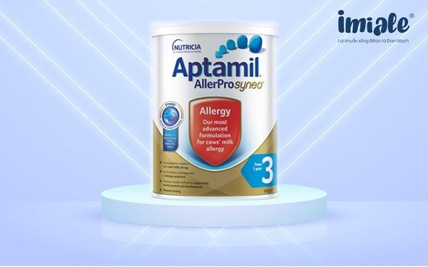 3.7 Sữa Aptamil AllerPro Syneo số 3 1