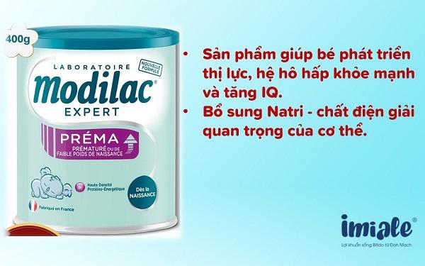 3.10 Sữa Pre Modilac Expert 1