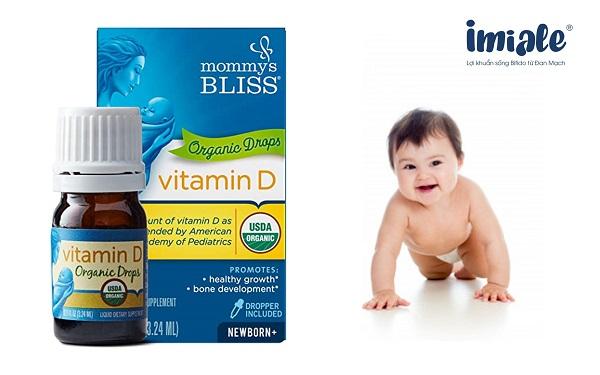 3.5. Mommy's Bliss Organic Drops 1's Bliss Organic Drops