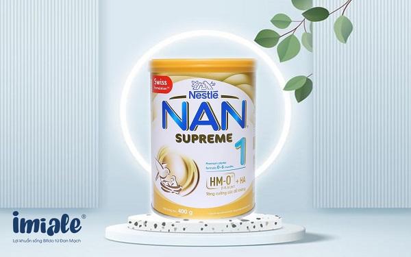 3.8 Sữa Nan Supreme HA số 1 1