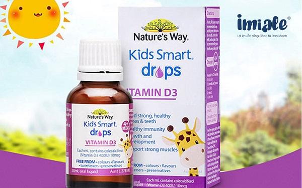 3.6. Nature's Way Kids Smart Infant Drops VD3 1's Way Kids Smart Infant Drops VD3