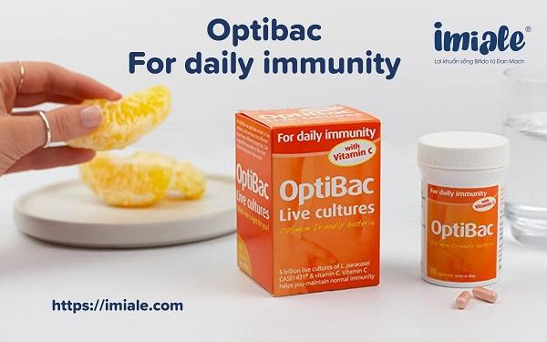 6. Optibac For daily immunity 1