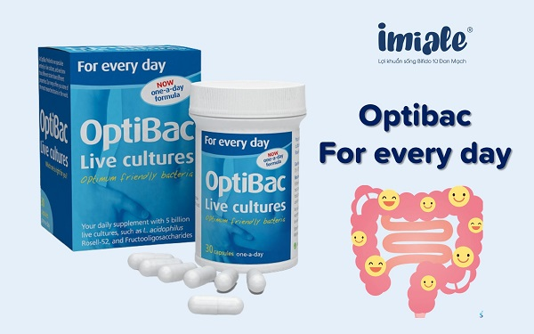 7. Optibac for every day 1