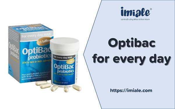 9. Optibac For everyday Max 1