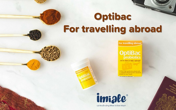 15. Optibac For travelling abroad 1