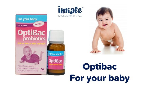 4. Optibac For your baby 1