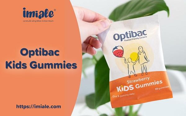 5. Optibac Kids Gummies 1