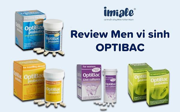 [REVIEW] Men vi sinh Optibac có tốt không ? Dùng sao cho hiệu quả 1