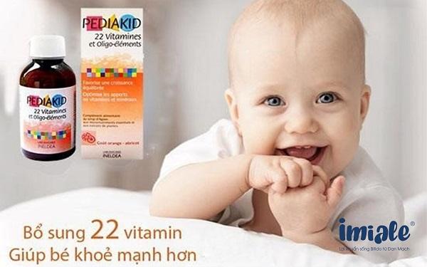 2.3 Siro Pediakid 22 Vitamin 1