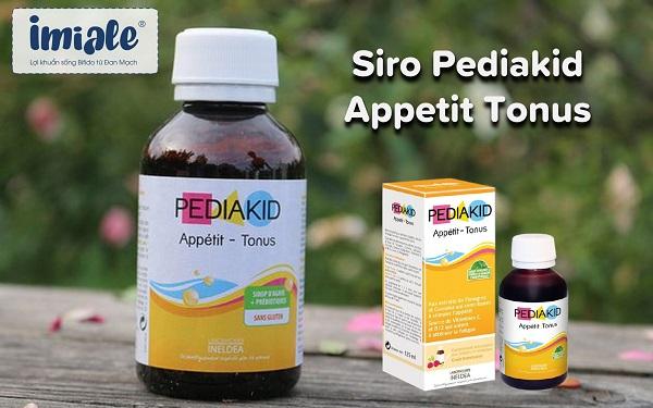 2.2 Siro Pediakid Appetit Tonus 1