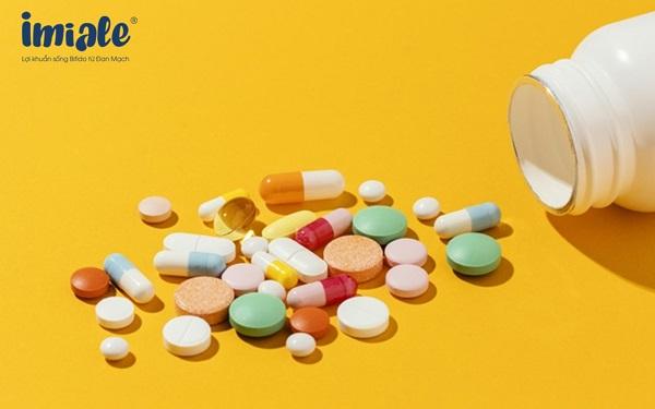 4.1. Nhóm thuốc điều trị nguyên nhân: 1