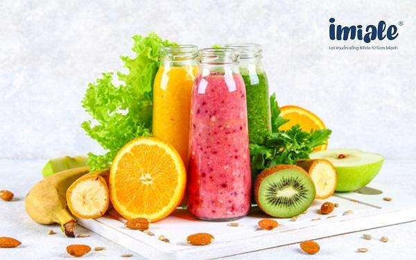 2.1 Điều chỉnh chế độ dinh dưỡng: 2