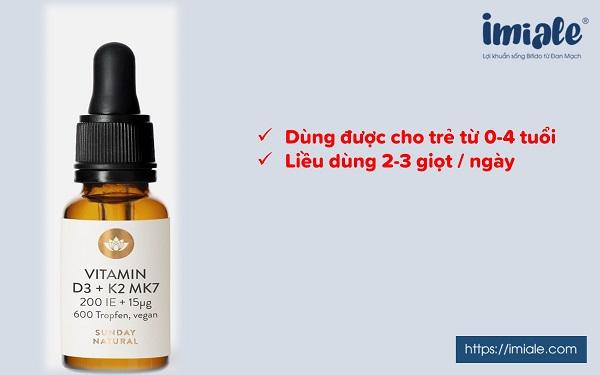 5.3. Vitamin D3 K2 MK7 Sunday Natural 1