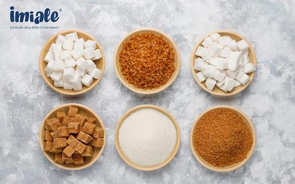 đường và chất béo