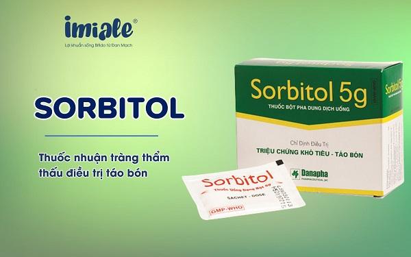 Thuốc Sorbitol: Công dụng, cách dùng, lưu ý từ chuyên gia 1