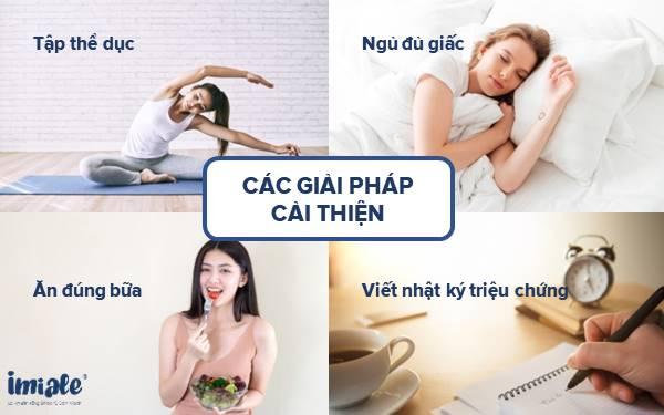 7. Những điều cần làm để cải thiện các bệnh trên 1