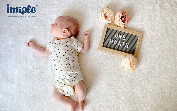 cách tính lịch đầy tháng cho bé