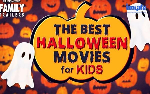 phim halloween cho bé